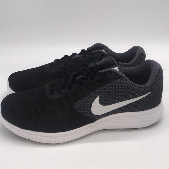 Nike Shoes | Mens Revolution 3 Black
